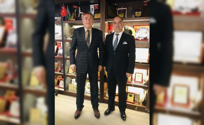 Demirhan Şerefhan, TÜSİAV Gençlik ve Spor Platformu başkanı oldu