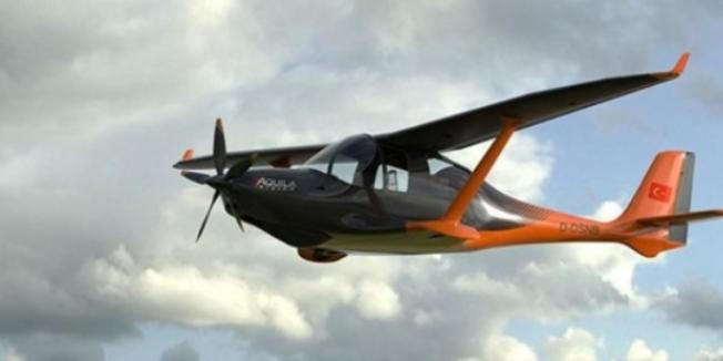 En Mükemmel Uçak Tasarımı Ödülü Türk Kartalı'nın Oldu