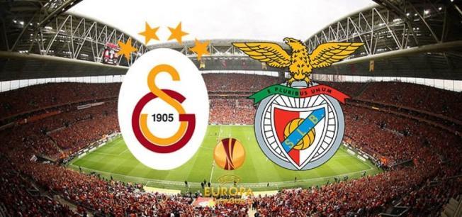 Galatasaray- Benfica Maçı Ne Zaman? Avrupa Ligi Galatasaray- Benfica Maçı Saat Kaçta?