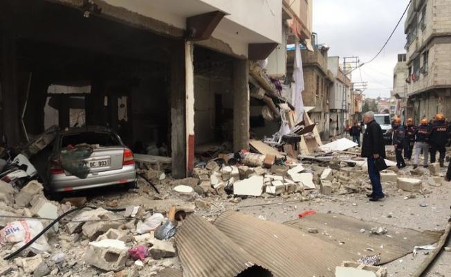 Gaziantep'te Patlama ! Yaralılar Var