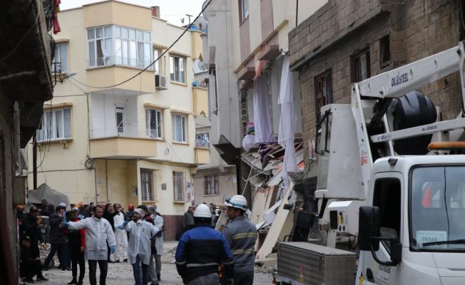 GÜNCELLEME - Gaziantep'teki doğal gaz patlaması
