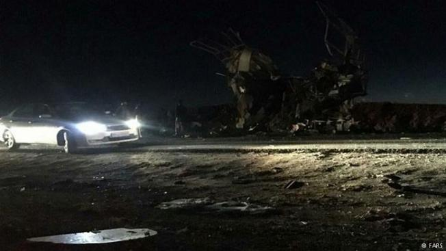 İran'da meydana gelen intihar saldırısında 27 kişi öldü