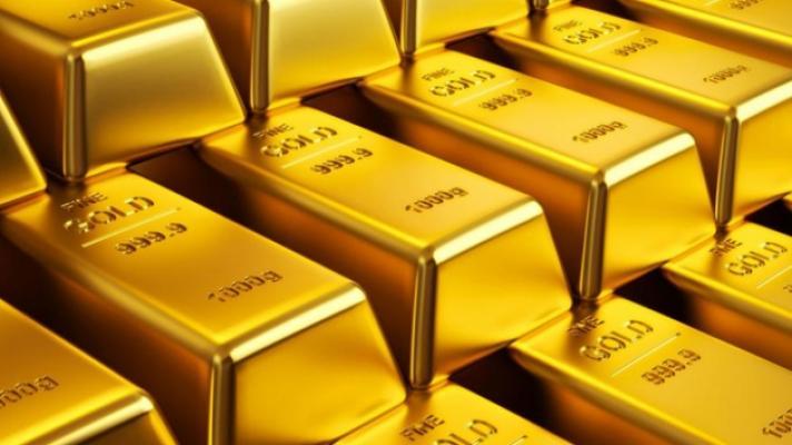 İstanbul Kapalıçarşı'da 24 ayar külçe altının gramı günü düşüşle tamamladı