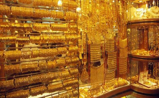 İstanbul Kapalıçarşı'da altın fiyatları