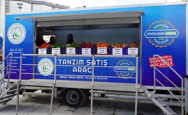İstanbul Sebze ve Meyve Tanzim Satış Mağazaları Belli Oldu