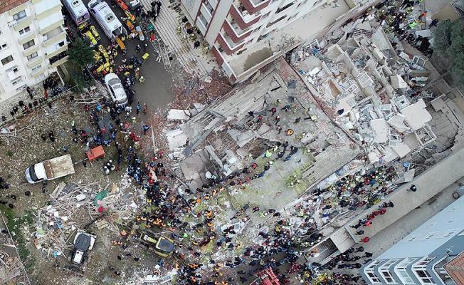 İstanbul Valiliğinden Son Dakika Açıklaması! Kartal'da Çöken Binada Ölen Ve Yaralanan Sayısında Yeni Gelişme