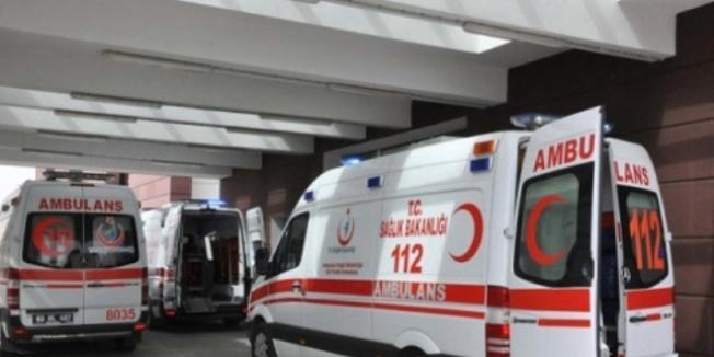 Kırıkkale'de Askeri Araç İle Otomobil Çarpıştı ! Yaralılar Var