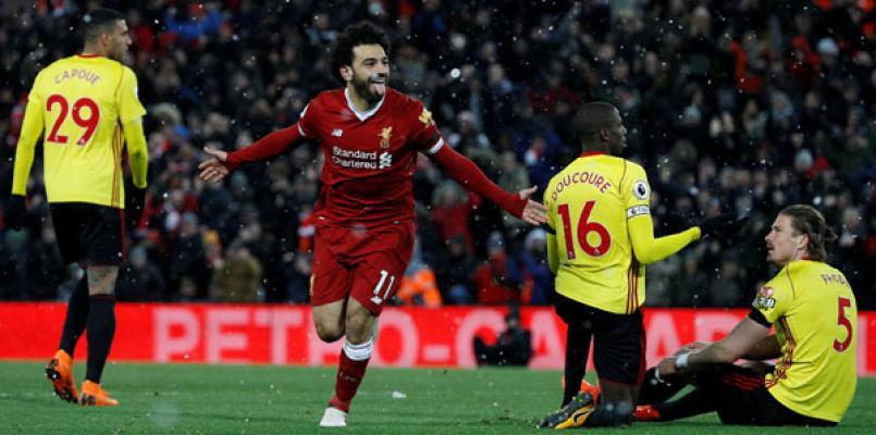 Liverpool, sahasında Watford'u mağlup etti