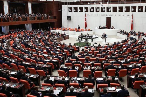 Maden Kanunu Teklifinin 8 Maddesi Mecliste Kabul Edildi