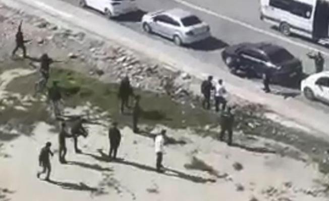Mardin'da Silahlı Kavga ! Yaralılar Var