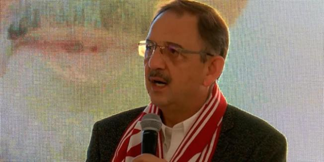 Mehmet Özhaseki'den Ankara Açıklaması
