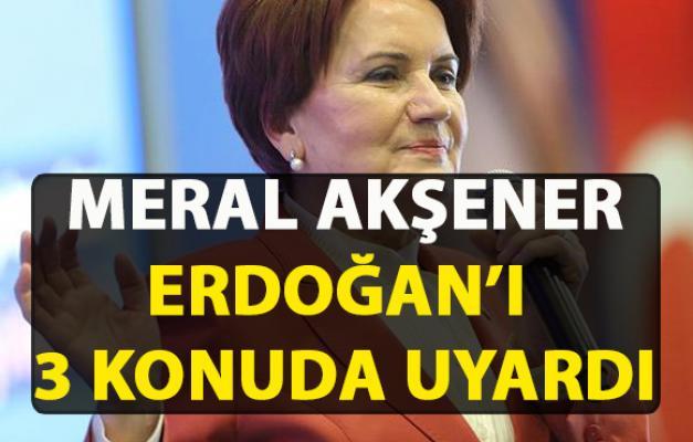 Meral Akşener, Cumhur ittifakının 'Devletin Bekası' söylemine yanıt verdi