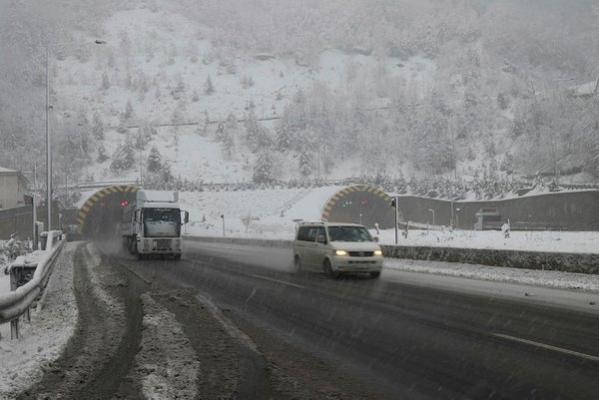 Meteorolojiden Bolu, Bursa ve Bilecik için kar yağışı uyarısı yapıldı