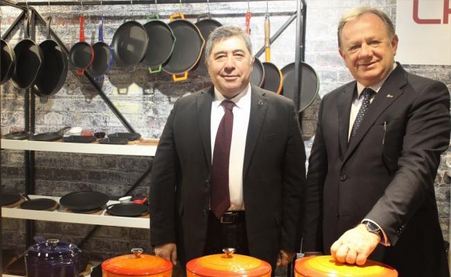 Mutfak sektöründen cari açığın çözümüne çifte katkı