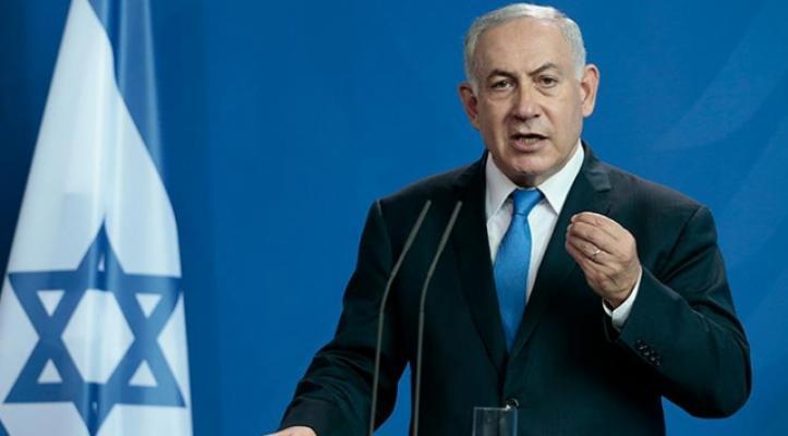 Netanyahu, Suriye'nin tank atışlarıyla vurulmasının arkasında İsrail ordusunun olduğunu doğruladı