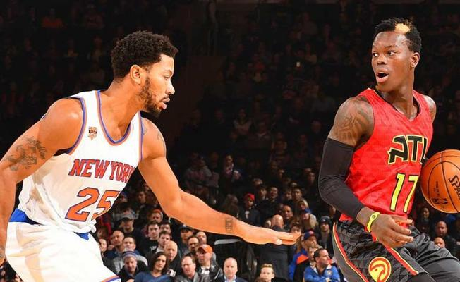 New York Knicks, deplasmanda Atlanta Hawks'ı yendi