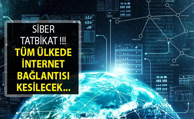 Siber Tatbikat! Tüm Ülkede İnternet Bağlantısı Kesilecek