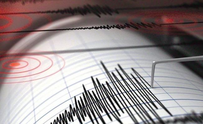 Son Dakika... Çanakkale Biga'da Deprem! 19 Şubat 2019 Kandilli Rasathanesi Son Depremler Listesi