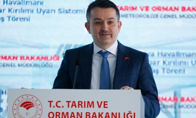 Tarım Bakanlığı 10 bin 551 sözleşmeli personel alacağını açıkladı
