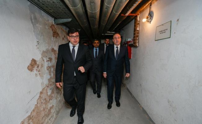 TİKA'dan Bosna Hersek Arşivi'ne destek