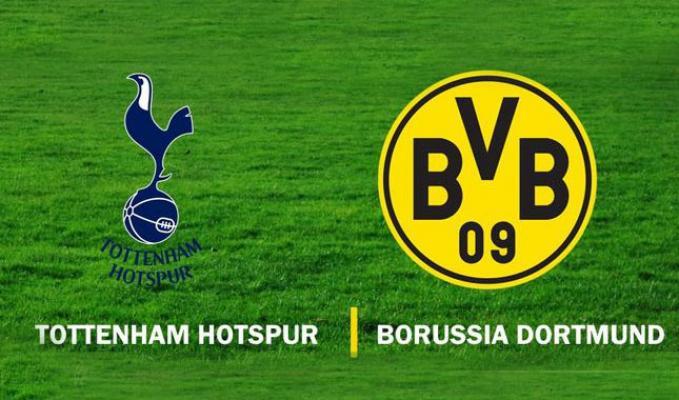 Tottenham- Borussia Dortmund Şampiyonlar Ligi Maçı Saat Kaçta?