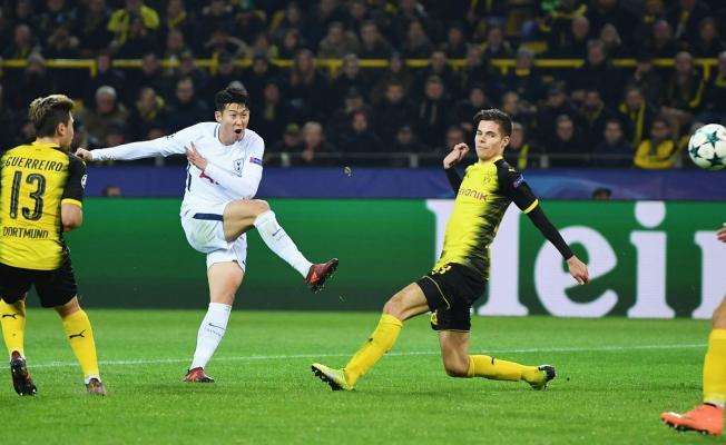 Tottenham Hotspur- Borussia Dortmund Maç Sonucu! Tottenham Hotspur- Borussia Dortmund Maç Özeti İzle