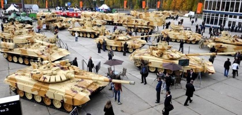 Türk Savunma sanayisi şirketleri 14. IDEX Fuarı'na katılıyor