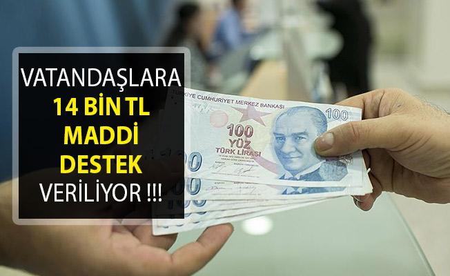 Vatandaşlara İŞKUR Aracılığıyla Verilen Tüm Destekler! 14 Bin TL Ödeme Alabilirsiniz!