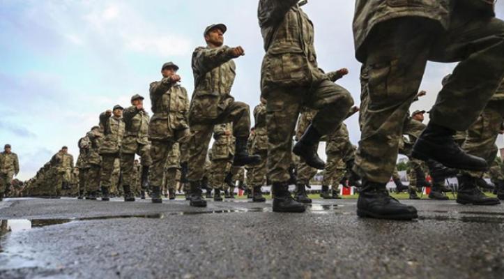 Yeni askerlik sistemi için hazırlanan ilk taslak Cumhurbaşkanı'na sunuldu
