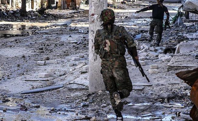 YPG/PKK, ABD'nin hava desteğiyle DEAŞ'ın elindeki son beldenin büyük kısmını işgal etti