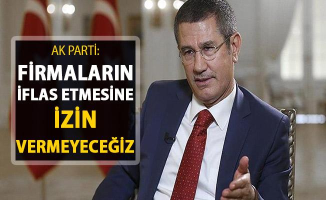 AK Parti'den Önemli İflas Açıklaması: İzin Vermeyeceğiz