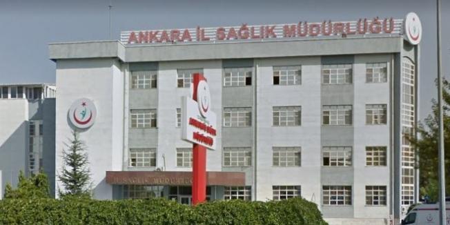 Ankara İl Sağlık Müdürü Prof.Dr. Özkan Ünal'ın Görevden Alındığı Açıklandı