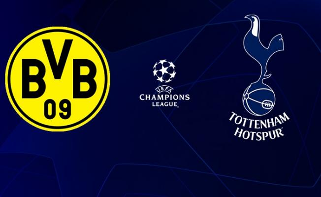 Borussia Dortmund- Tottenham Maçı Özeti Tıkla İzle- Borussia Dortmund- Tottenham Maçı Kaç Kaç? Borussia Dortmund- Tottenham Özet