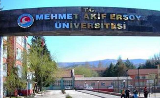 Burdur Mehmet Akif Ersoy Üniversitesi akademik personel alımı yapacak!