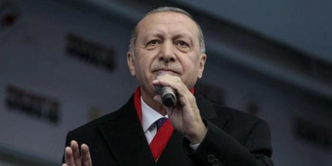 Cumhurbaşkanı Erdoğan: İşsizlik Mevsimsel