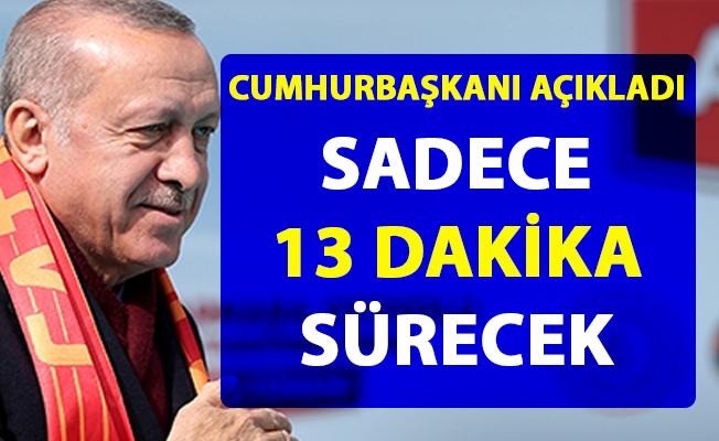 Cumhurbaşkanı Erdoğan Kuzey Marmara Otoyolu açılışında konuştu