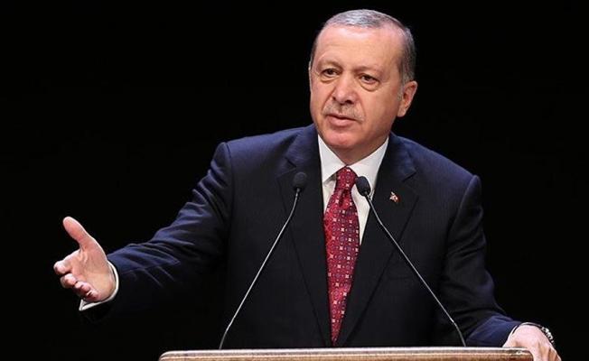 Cumhurbaşkanı Erdoğan Twitter'dan Cevap Verdi: Aşkınan Çalışan Yorulmaz