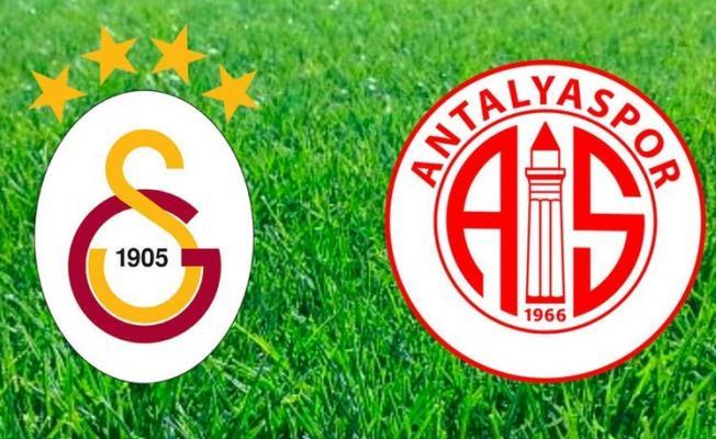 Galatasaray- Antalyaspor Maçı Saat Kaçta? Galatasaray- Antalyaspor Şifresiz Veren Kanallar