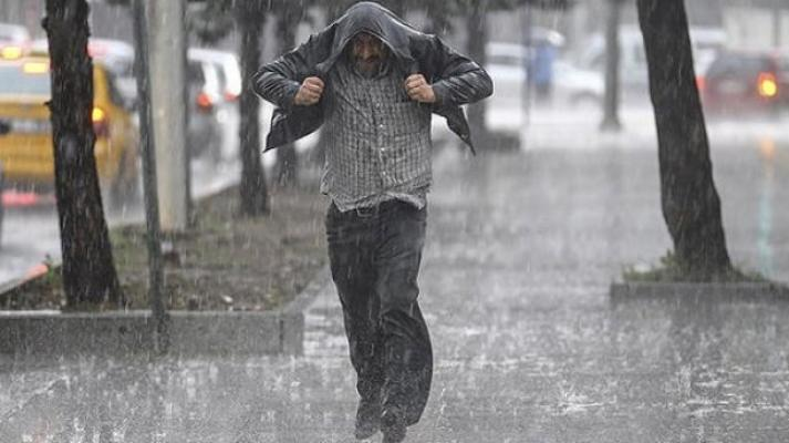 Hafta Sonu Hava Nasıl Olacak? Meteorolojiden Kuvvetli Yağış Uyarısı