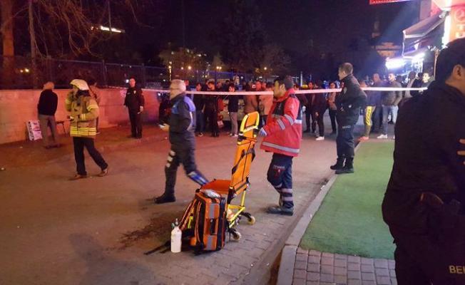 İstanbul'un Fatih ilçesinde otel yangını: 20 kişi etkilendi