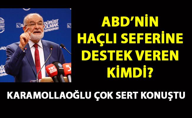 Karamollaoğlu, 'Yeni Zelanda cami katliamı' üzerinden Erdoğan'ı eleştirdi