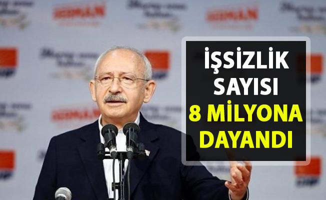 Kılıçdaroğlu ve Karamollaoğlu, ortak açıklama yaptı! 'İşsizlik sayısı 8 milyona dayandı'
