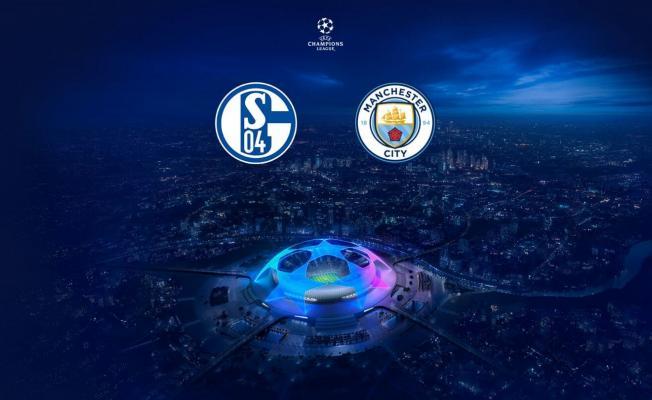 Manchester City- Schalke 04 Maçı Saat Kaçta? Manchester City- Schalke 04 Şifresiz Veren Kanallar- Manchester City- Schalke 04 Maçı TIKLA İzle