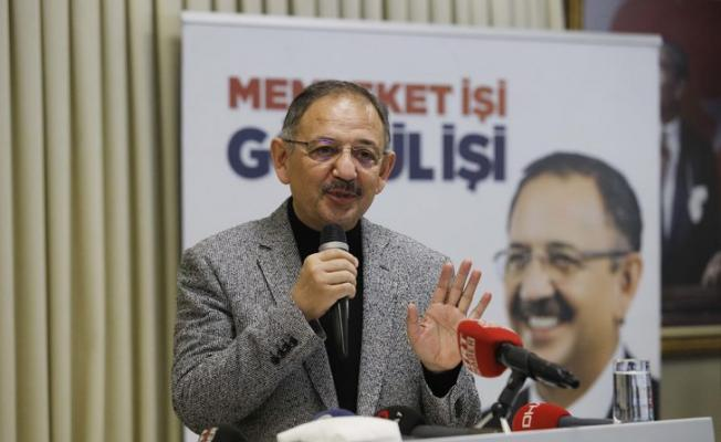Mehmet Özhaseki Son Anket Sonuçlarını Açıkladı: