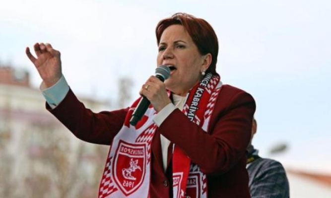 Meral Akşener'den Cumhurbaşkanı Erdoğan'a: Sen Hapishaneye Giderken Yanında Ben Vardım