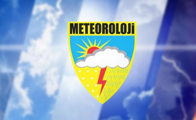 Meteoroloji'den Son Dakika Uyarısı- Pazartesi Gününe Dikkat