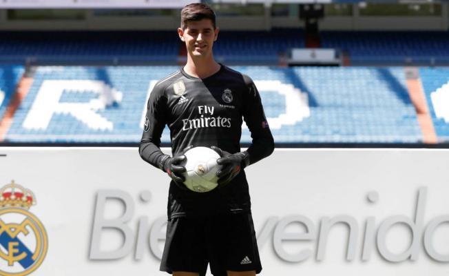 Thibaut Courtois Gazetecilere Saldırdı- Thibaut Courtois Real Madrid