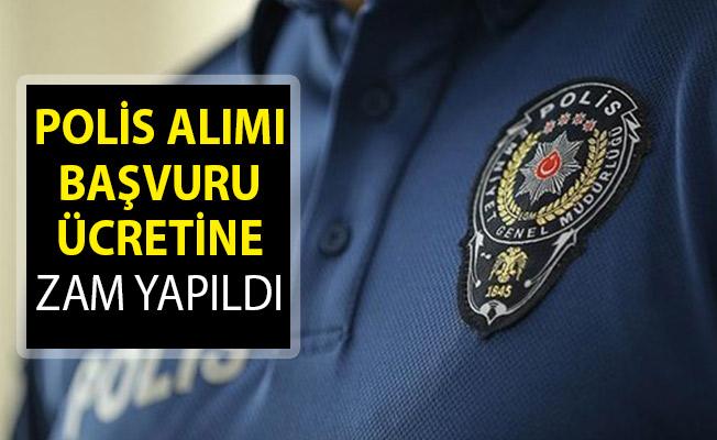 24. Dönem POMEM Polis Alımı Ücreti Ne Kadar? Polis Alımı Başvuru Ücretine Zam Yapıldı