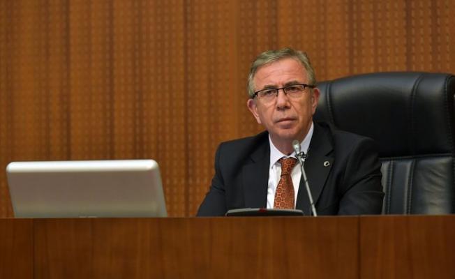 Ankara Büyükşehir Belediye Başkanı Mansur Yavaş, Belediye Binasına T.C. İbaresi Ekletti