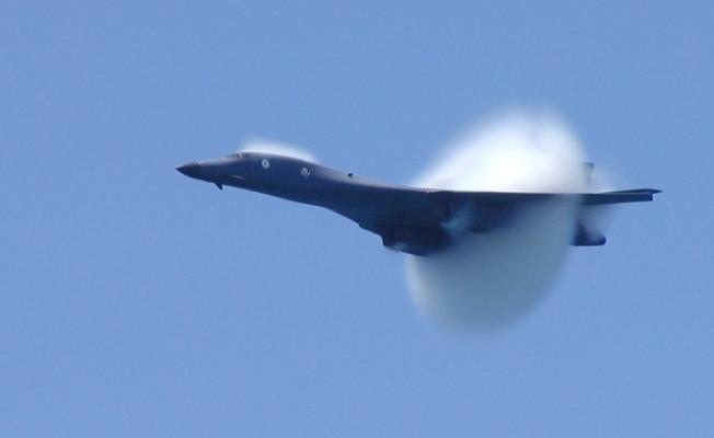 Ankara'da Son Dakika Sonik Patlama Uyarısı! Valilik F-16 Jet Patlamalarına Karşı Uyarı Yaptı!